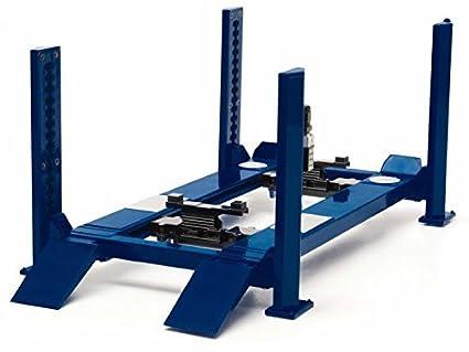 Four Post Lift >> 4 Post Lift 1 18 Blue