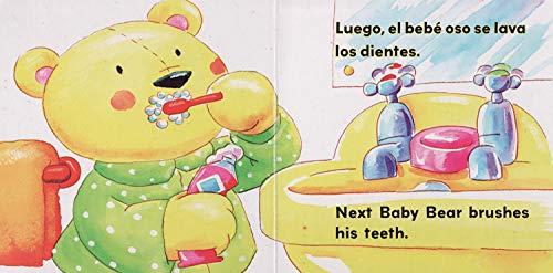 Bedtime / La hora de dormir (Baby Bear Bilingual)  (Board Book): Amazon.com: Books