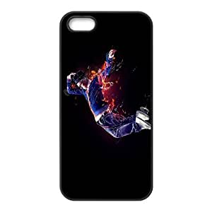 iPhone 5 5s Cell Phone Case Black Street dancer LSO7940423