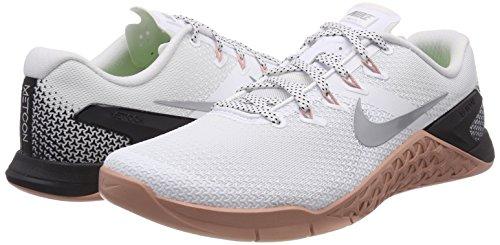 Scape Outdoor Sport Nike Silver white 4 Metallic Donna Multicolore 100 Per Metcon FqwxOEa
