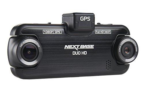 Nextbase NBDVRDUOHD Front and Back Dual Lens Full 1080p HD In-Car DVR Dash...