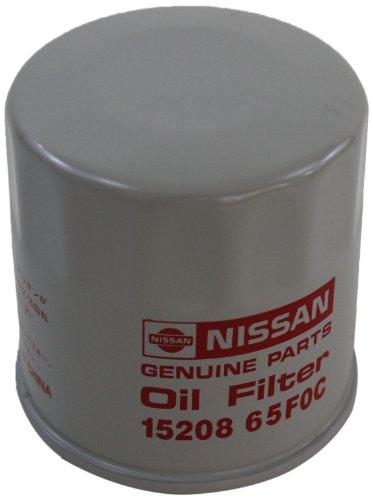 - Genuine Nissan Parts 15208-65F0C Oil Filter