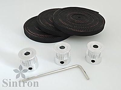 Sintron 3D Printer and Parts