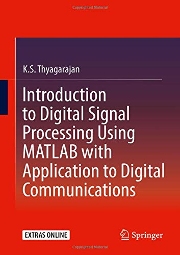 !Best Introduction to Digital Signal Processing Using MATLAB with Application to Digital Communications<br />T.X.T