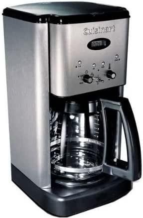 Cuisinart DCC1200E, LCD, Acero inoxidable, 1000 W - Máquina de ...