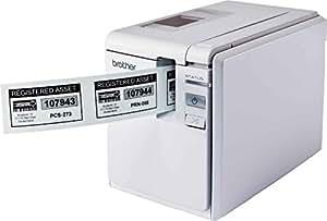 Brother PT-9700PC label printer 36mm HG tape, 80mm/s, PT-9700PC PT9700PCZU1 (36mm HG tape, 80mm/s 720 x 360 DPI, Direct thermal, 80 mm/sec, USB 2.0 / RS-232C, 116 mm, 193 mm)