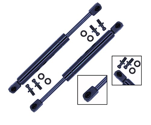 2 Pieces (SET) Tuff Support Trunk Lid Lift Supports 1991 To 1996 Infiniti G20