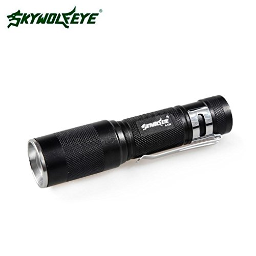 Start 4000LM Zoomable 3 Mode Super Bright Flashlight