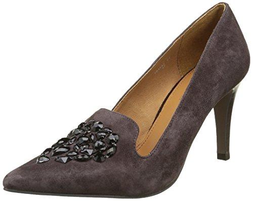 Belmondo Women's 703522 02 Closed Toe Heels Brown (Tdm) 8FGSgLRJfJ