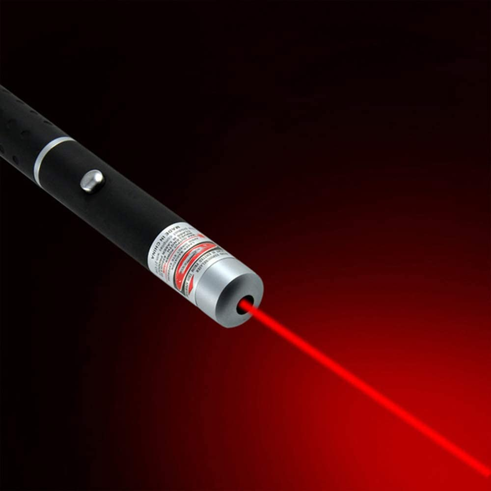 Suitable for Camping Purple Green Red LED Flashlight Visible Beam Teaching Presenter Luminous Pen Powerful Pen Hiking Without Battery Gifts