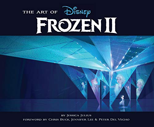 The Art of Frozen 2 por Jessica Julius