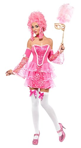 French Queen Fever Marie Antoinette Pink Sparkle (French Queen Marie Antoinette Costumes)