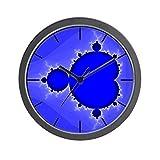 "CafePress – Mandelbrot"" Clock – Unique Decorative 10″ Wall Clock For Sale"
