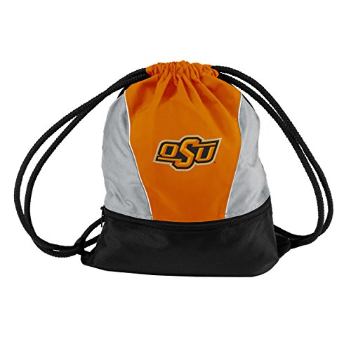 Oklahoma State Tote Bag - Logo Brands NCAA Oklahoma State Cowboys Sprint Pack, Small, Team Color