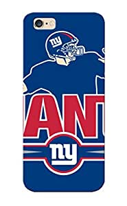 Crooningrose Case Cover Protector Specially Made For Iphone 6 Plus New York Giants Nfl Footballrq