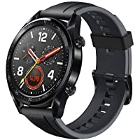 Huawei Watch GT Sport Akıllı Saat,Siyah Beyaz