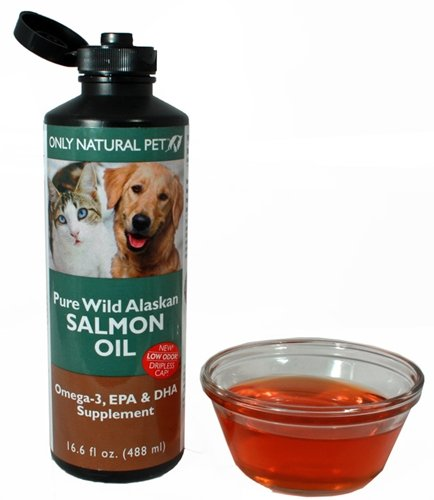 Only Natural Pet Wild Alaskan Salmon Oil 32 oz