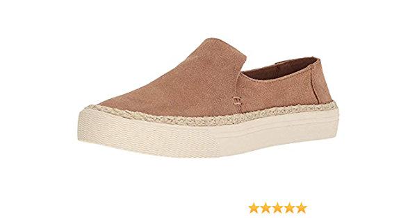 Amazon.com | TOMS Sunset Toffee Suede