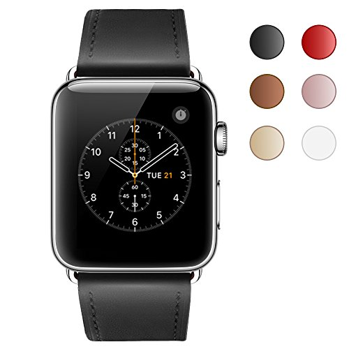 apple-watch-band-covery-38mm-iwatch-band-genuine-leather-strap-stainless-metal-buckle-for-apple-watc