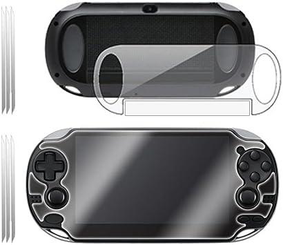 TECHGEAR - Set de protectores de pantalla para Sony PlayStation ...