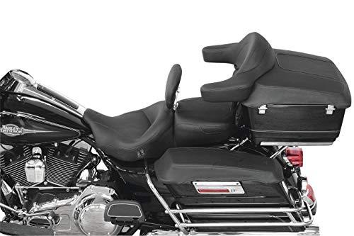 Mustang Driver Backrest Kit 79610 for 09-19 Harley-Davidson FL Touring