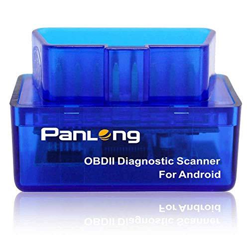 Panlong Bluetooth OBD2 OBDII Car Diagnostic Scanner Check Engine...