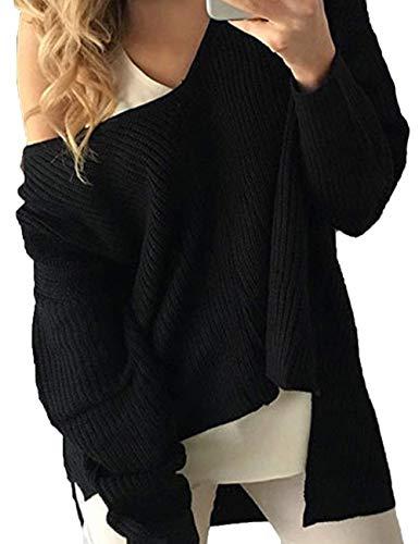 Baggy Lunga Magliette Collo Stampate Leopard di Donna Moda Eleganti Pullover Bianca Camicetta Manica Tshirt Autunno Moda Shirts Casual Semplice Glamorous Pattern Rotondo f8AqfwZ