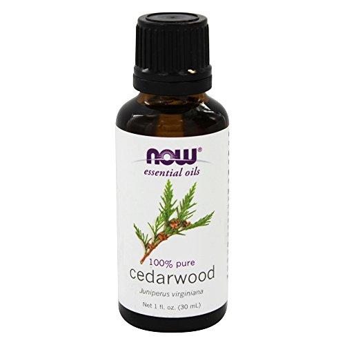 NOW Solutions Cedarwood Oil, 1-Ounce