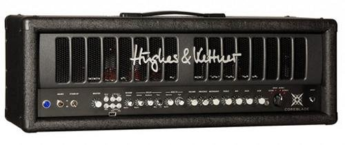 Hughes & Kettner Power Amps - Hughes & Kettner Coreblade 100W Tube Guitar Amp Head Black