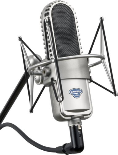 Samson VR88 Active Velocity Ribbon Microphone by Samson Technologies