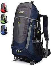 Doshwin Mochila Trekking Camping Viaje Senderismo Grande para Hombre Mujer - 70L