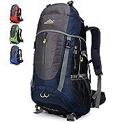 Doshwin 70L Backpack Trekking Camping Travel Hiking Large Rucksack for Men Women