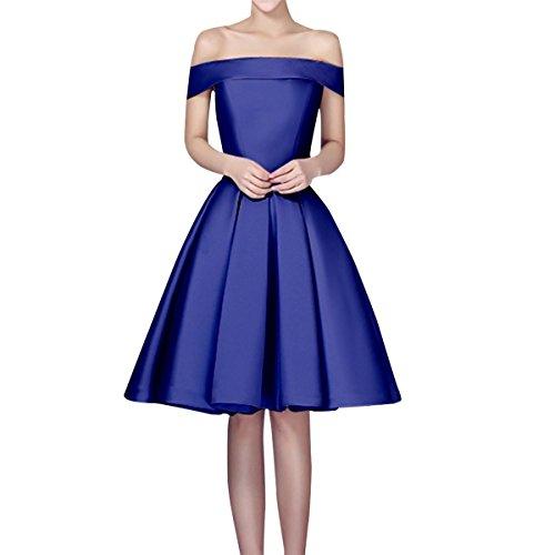Royal Blue Short Prom Dresses: Amazon.com