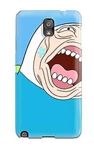 ZippyDoritEduard Galaxy Note 3 Hybrid Tpu Case Cover Silicon Bumper Adventure Time