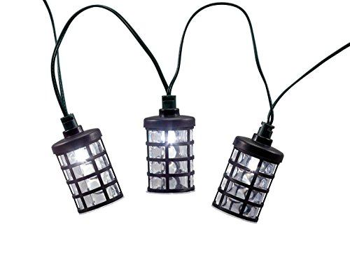 Lantern Solar String Lights - 8