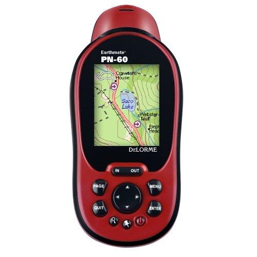 Maps Delorme Pc - DeLorme Earthmate PN-60 Portable GPS Navigator