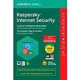 Kaspersky Internet Security 2018 Tech-Bench, 1-User, OEM (KL19411BAFS-1822CYD)   in DVD Case,