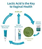 Sage Vaginal Moisturizer and Lubricant, 2-in-1 for