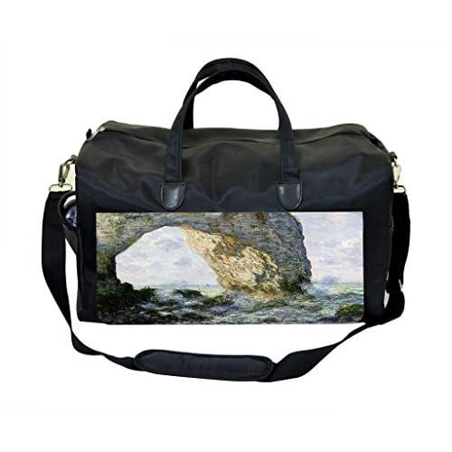 Rock Arch West of Etretat Weekender Bag