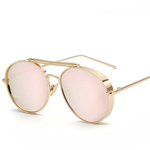 Chahua Haut brillant rétro lunettes verres personnalisés generic hommes et femmes fashion Lunettes de métal