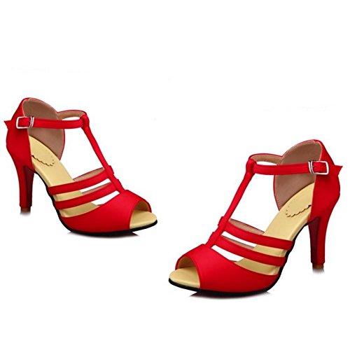 Zapatos rojos de verano Protest para mujer ZKxOo