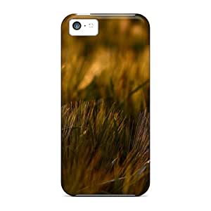 Hot Snap-on Nature Macro Hard Cover Case/ Protective Case For Iphone 5c