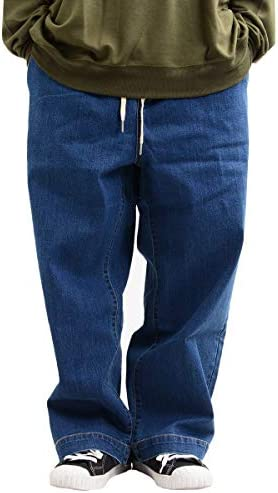 ワイドパンツ メンズ パンツ メンズ ワイドパンツ デニム メンズ ボトムス メンズ 韓国 ファッション デニムワイドパンツ