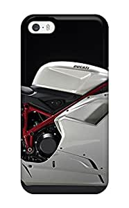 Alex D. Ulrich's Shop Cheap New Arrival Cover Case With Nice Design For Iphone 5/5s- Ducati Motorcycle 7510253K17464004