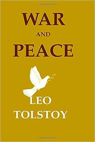 war and peace leo tolstoy 9781592325801 amazon com books