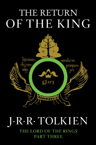 Image result for the return of the king book cover