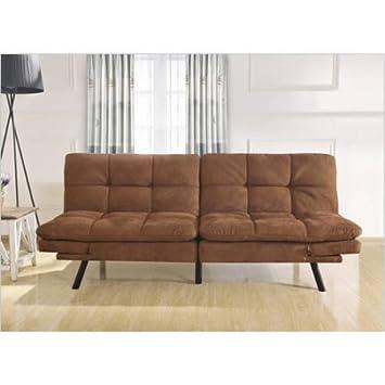 Amazon.com: Memory Foam Futon Mattress Home Furniture Indoor ...
