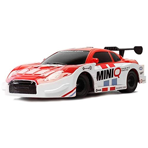 - Rage RC C2400 Mini-Q 1/24 Scale 4WD On-Road Race Car DIY Kit, Everything Inlcuded