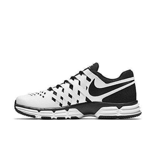 Nike Mens Lunar Fingertrap Cross Trainer Vit / Svart
