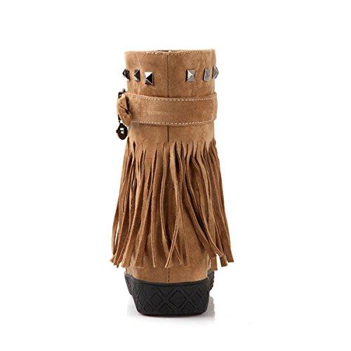 Mukluk Mujer Shorty De marrón Botines wqx0Uxd